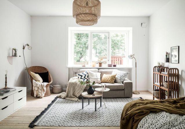 Aménagement salon : Où mettre son canapé ?