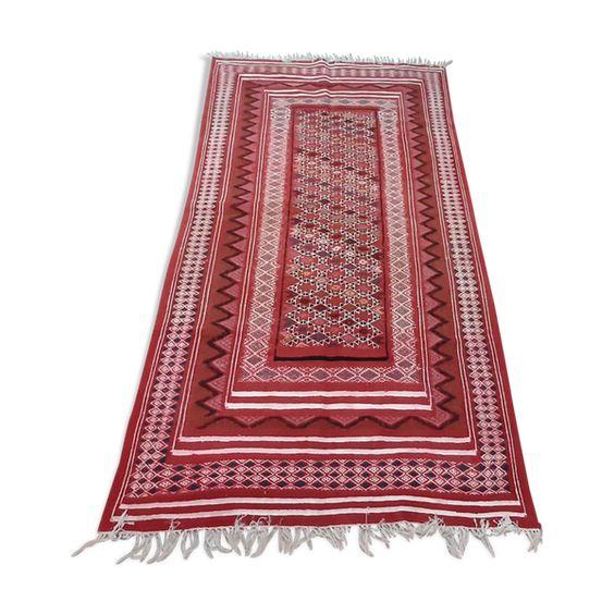 tapis berbère killim