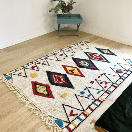 tapis berbère en nylon