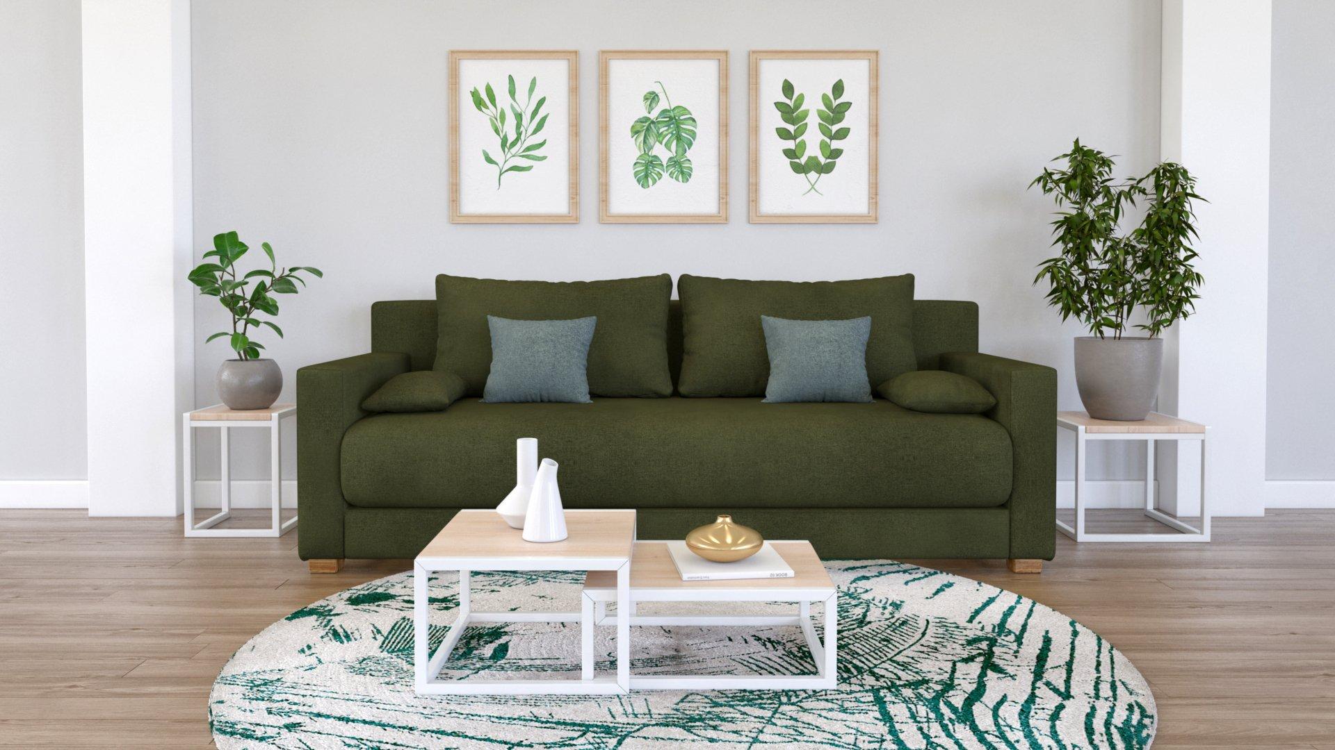 Pourquoi mettre des plantes d'intérieur dans son salon ?