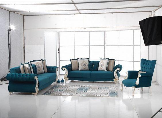 salon oriental moderne turc