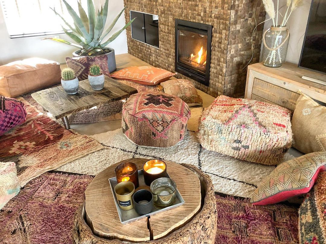 Décoration marocaine salon : adopter le style oriental traditionnel !