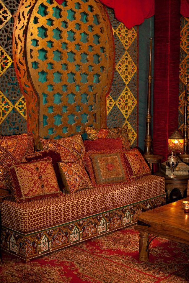 Banquette marocaine