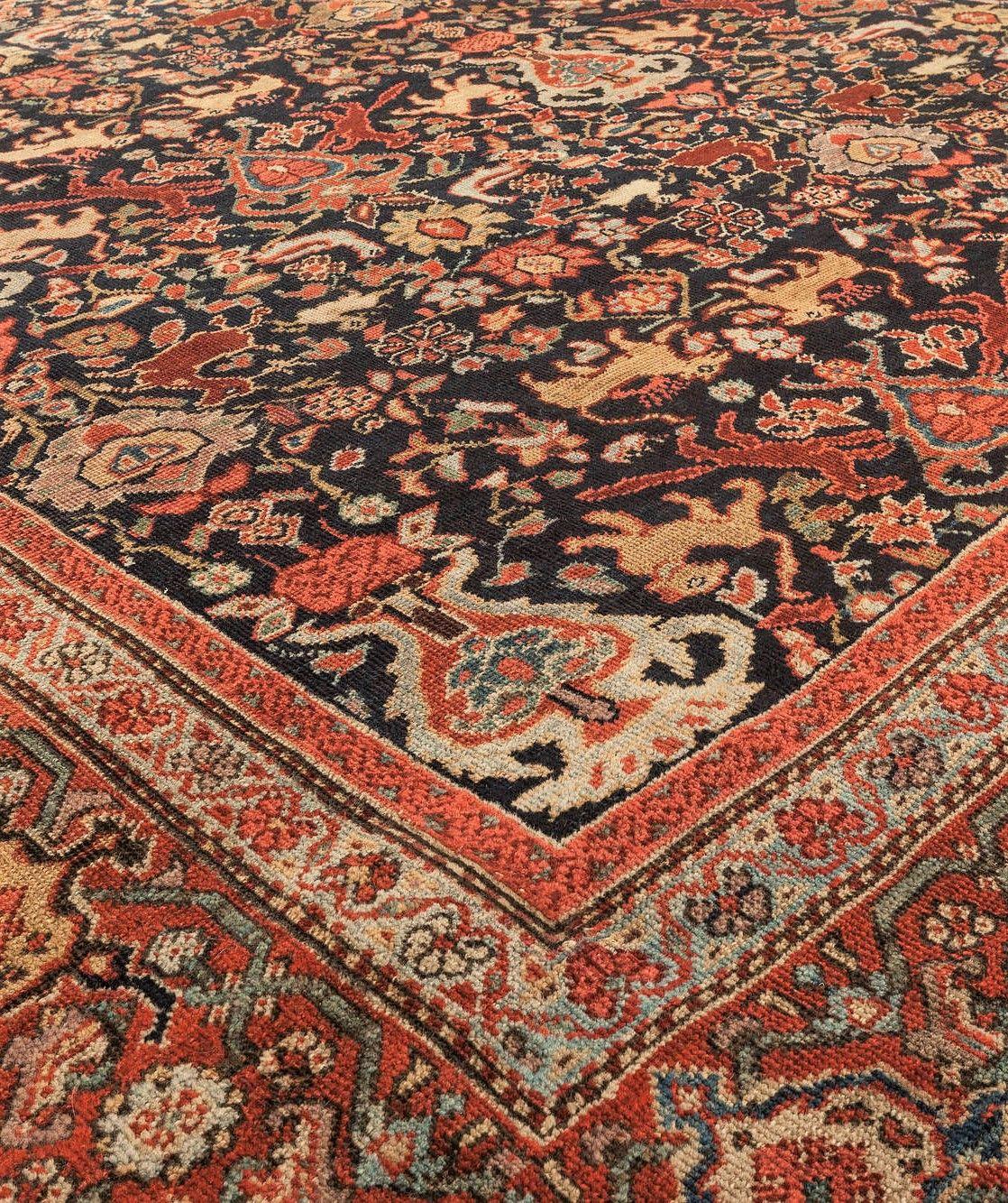 Le tapis persan : bien le choisir