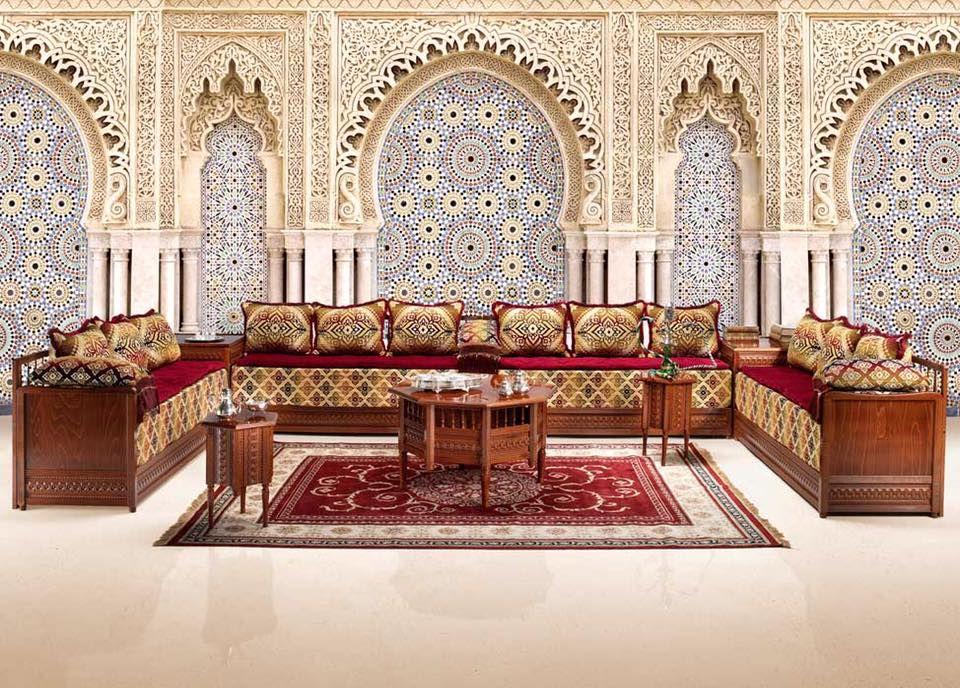 Banquette marocaine : comment la reconnaitre ?