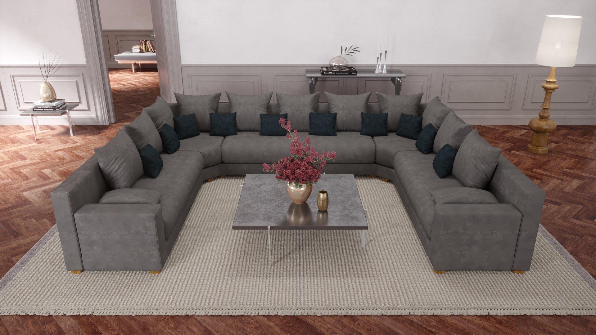 Salon oriental moderne