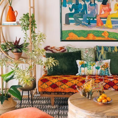 Canapé design original